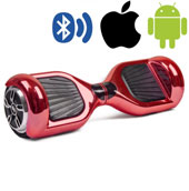 Гироскутер Hoverbot A-3 Premium Red Metallic 6.5''
